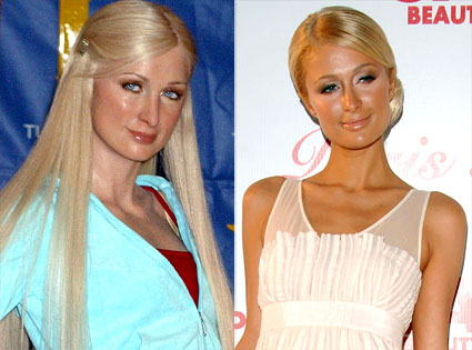Paris Hilton, Wax Paris Hilton