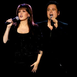 Donny Osmond, Marie Osmond, America's Favorite Mom