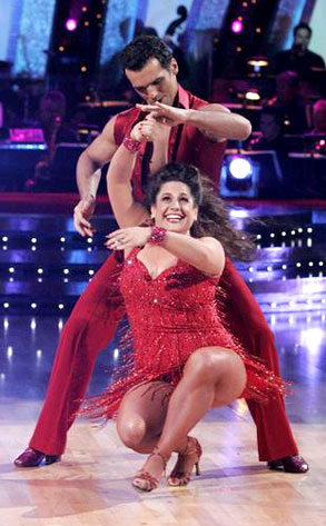 Marissa Jaret Winokur, Dancing with the Stars
