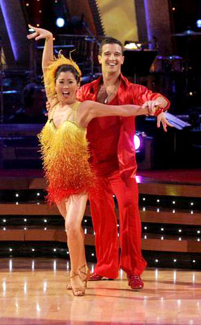 Kristi Yamaguchi Skates On Dancing With The Stars From The