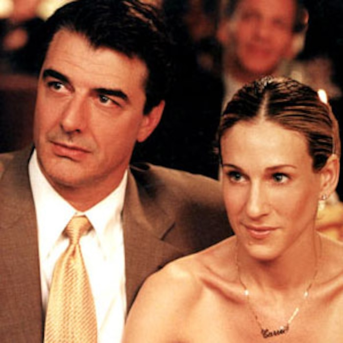 Chris Noth, Sex and the City