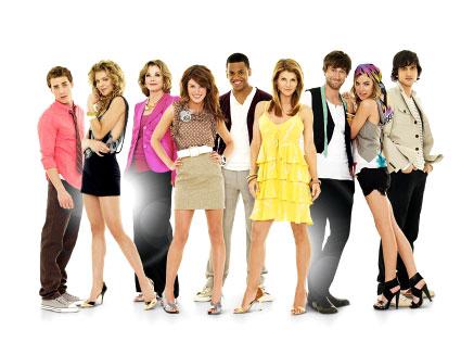 90210 Spinoff cast