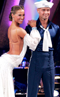 Joey Lawrence, Dancing with the Stars