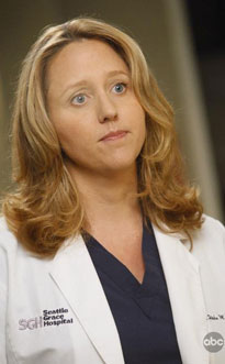 Grey's Anatomy, Brooke Smith