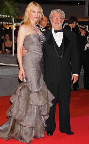 Cate Blanchett, George Lucas