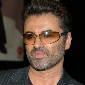 good tidings george michael out of hospital and homeward bound e news. Black Bedroom Furniture Sets. Home Design Ideas