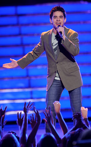 David Archuleta, American Idol: Season 7
