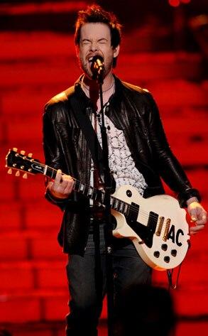 David Cook, American Idol: Season 7