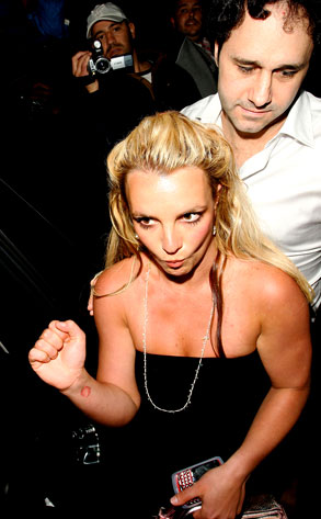 Britney Spears, George Maloof