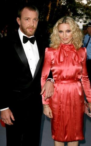 Guy Richie, Madonna
