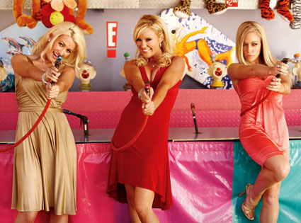 Holly Madison, Bridget Marquardt, Kendra Wilkinson (Girls Next Door), Funplex