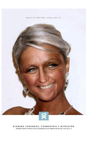 Paris Hilton beauty ad