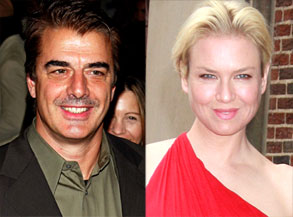 Chris Noth, Renee Zellweger