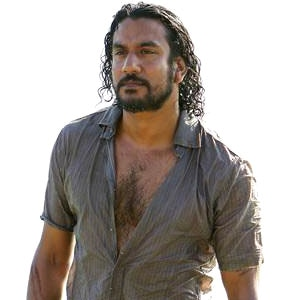 Naveen Andrews, Lost