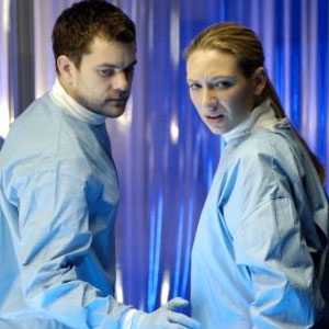 Anna Torv, Joshua Jackson, Fringe