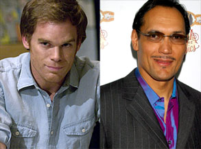 Michael C. Hall, Jimmy Smits