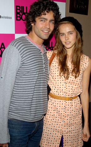 Adrian Grenier, Isabel Lucas