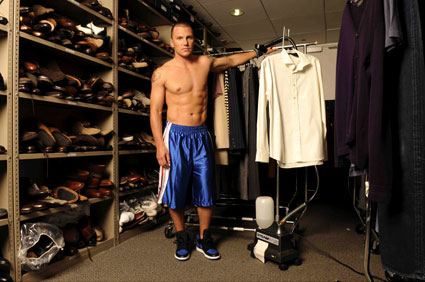 Sean Avery, Men's Vogue