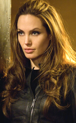Angelina Jolie, Wanted