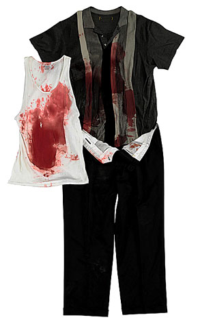 Bloody Sopranos Wardrobe