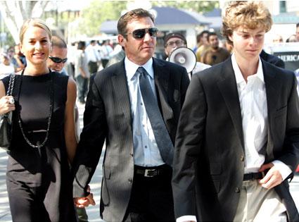 Dennis Quaid, Jack Henry Quaid, Kimberly Buffington