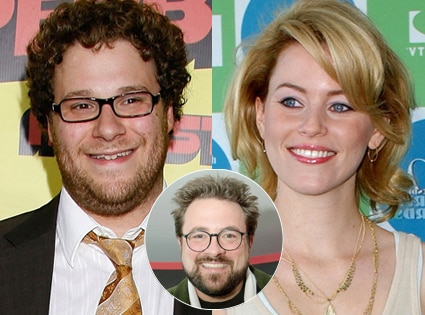 Seth Rogen, Elizabeth Banks, Kevin Smith