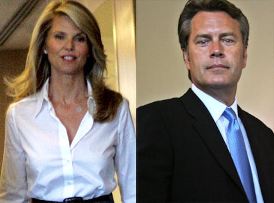 Christie Brinkley, Peter Cook