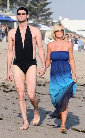 Jim Carrey, Jenny McCarthy