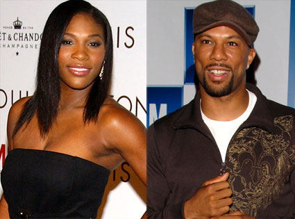 Serena Williams, Common