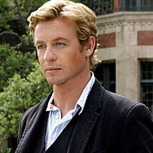 Simon Baker, The Mentalist