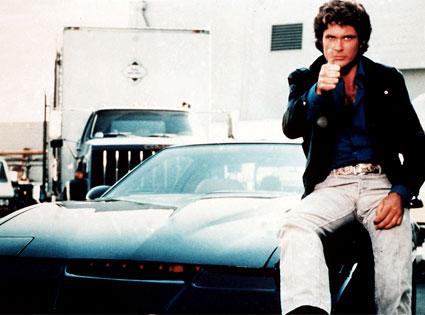 David Hasselhoff, Knight Rider
