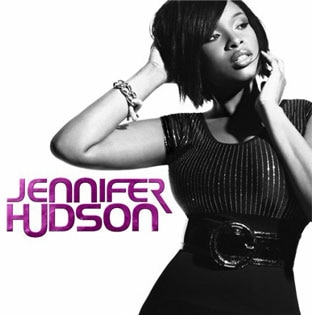 Jennifer Hudson (album cover)