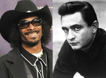 Snoop Dogg, Johnny Cash