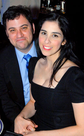 Jimmy Kimmel & Sarah Silverman from Big Celebrity Breakups ...
