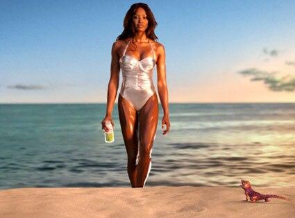 Naomi Campbell, Sobe Ad