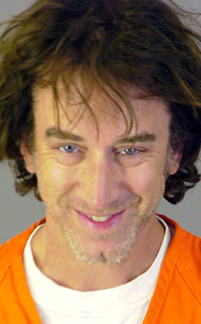 Andy Dick, Mugshot