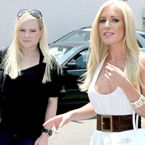 78 Images About Meghan Mccain On Pinterest: Heidi Montag & Meghan McCain From Hollywood Gets Political