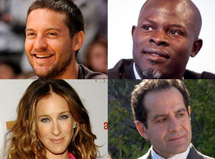 Tobey Magure, Djimon Hounsou, Sarah Jessica Parker, Tony Shalhoub