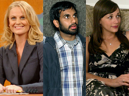 Amy Poehler, Aziz Ansari, Rashida Jones