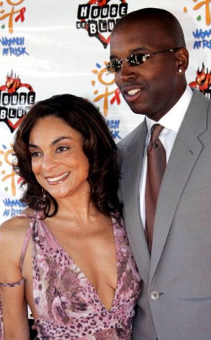 Jasmine Guy, Terrence Duckett