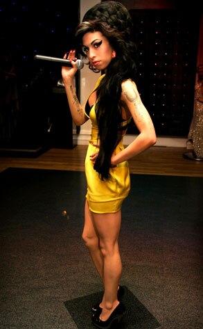 Amy Winehouse (wax figure)