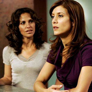 Kate Walsh, Amy Brenneman, Private Practice