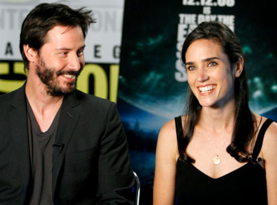 Keanu Reeves, Jennifer Connelly