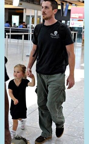 Christian Bale, Emmeline Bale