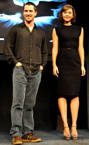 Maggie Gyllenhaal, Christian Bale