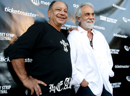 Cheech Marin, Tommy Chong