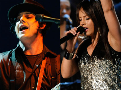 Jack White, Alicia Keys