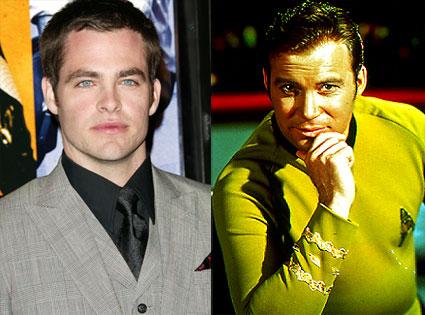 Star Trek Scoop: New Kirk Still Gets Hot Alien Action | E ...