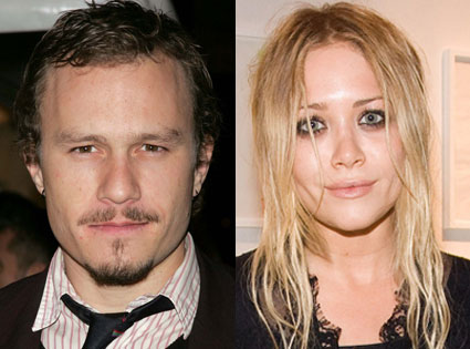 Heath Ledger, Mary-Kate Olsen
