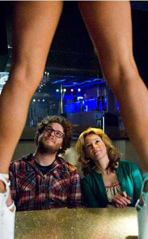 Seth Rogen, Elizabeth Banks, Zack and Miri Make a Porno